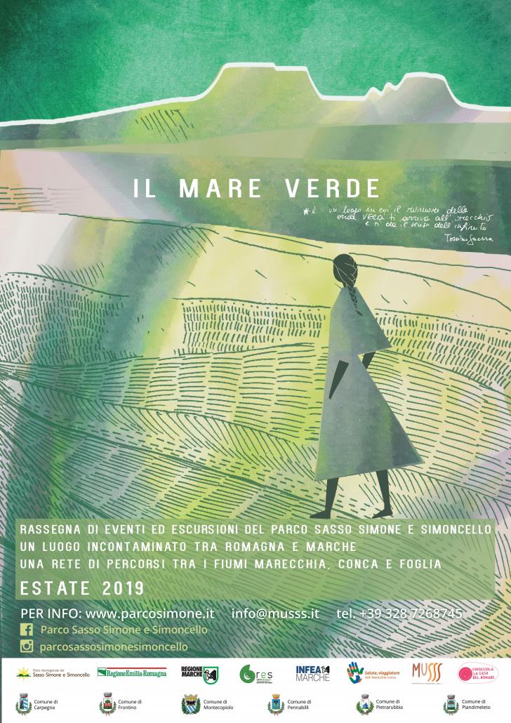 Pagina Calendario Agosto 2019.Calendario Estate 2019 Ente Parco Sasso Simone E Simoncello
